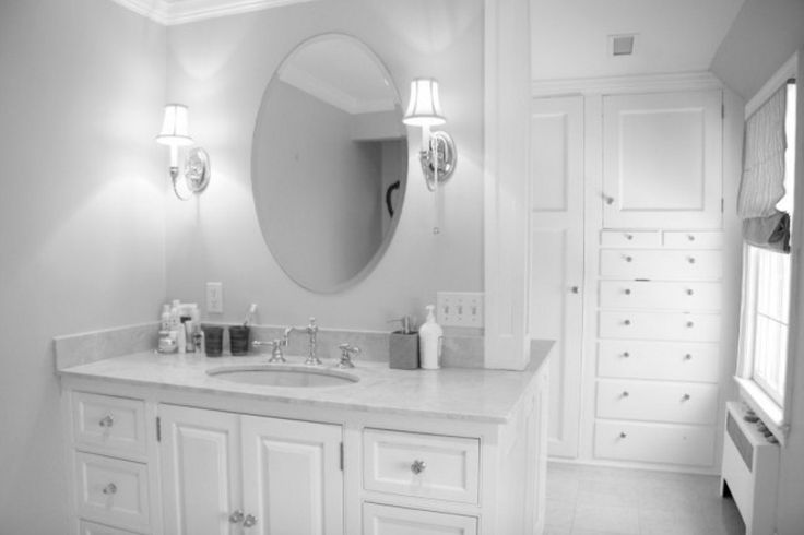 Awesome Bathroom Mirror Lighting  Bathroom Decorating Ideas