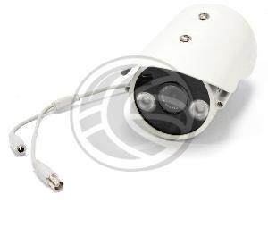 """Cámara de vídeo diseñada para aplicaciones de circuito cerrado de television (CCTV). Se trata de una cámara a color basada en tecnología CMOS de 1/4"""" con chipset Aptina 139 y resistente a exteriores."""