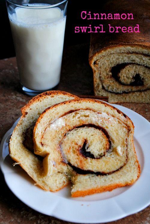 cinnamon swirl bread @Wendy Werley-Williams.you-made-that.com