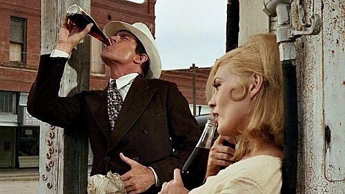 missavagardner *edit 1967 Bonnie and Clyde Faye Dunaway Warren Beatty jacknicholson