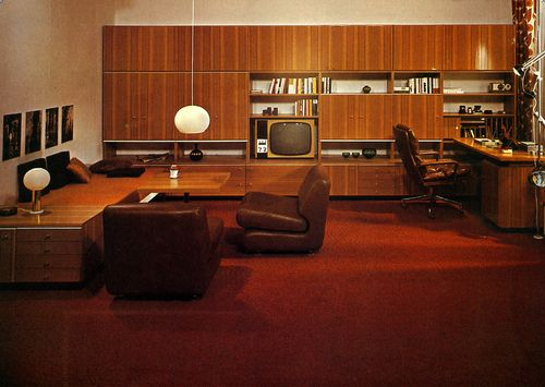 1000 images about interiors 1970s on pinterest 1970s for 60s office design