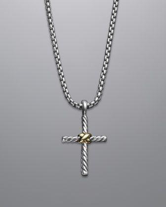 70 best david yurman images on pinterest david yurman cross mint condition worn twice david yurman petite cross necklace retails aloadofball Images