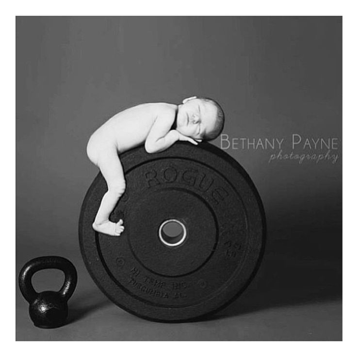 If I ever have children...#crossfit baby