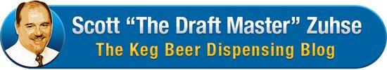 Micro Matic Keg Beer Blog » Blog Archive » The Kegerator Flashlight Test