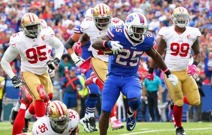 San Francisco 49ers At Buffalo Bills Recap—Different Quarterback, Same Result For 49ers
