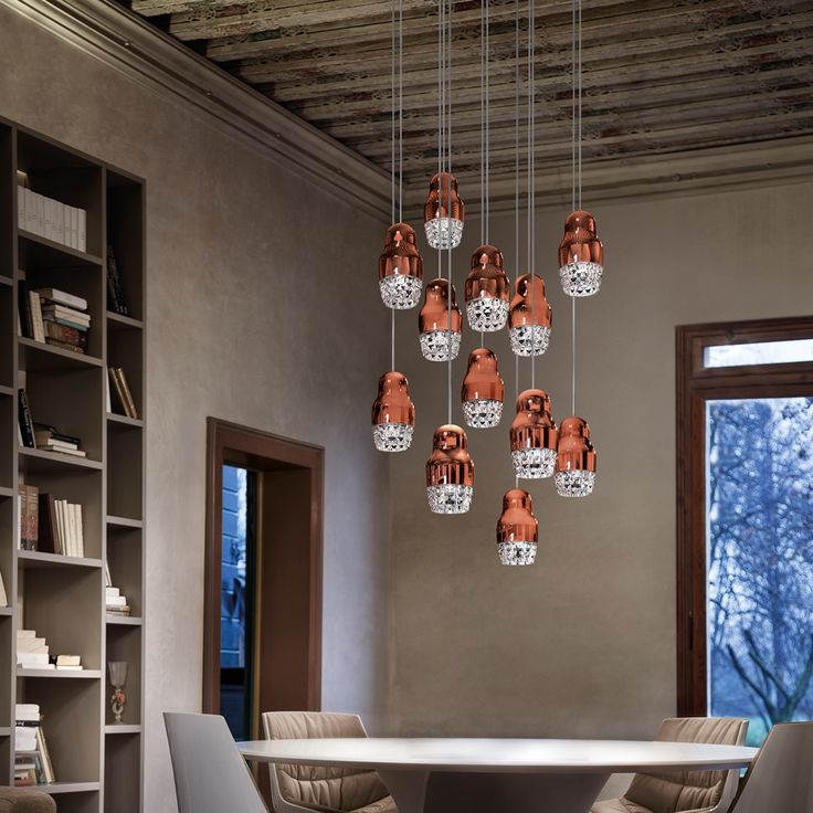 Fedora designed by dima loginoff for axo light is a beautiful suspension lamp available in 5
