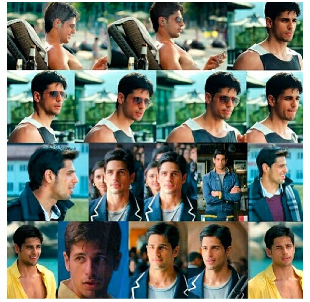 Sidharth malhotra...just can't ignore him <3