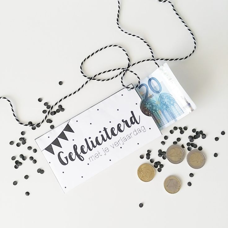 bijdeb: mini DIY geldzakje maken...