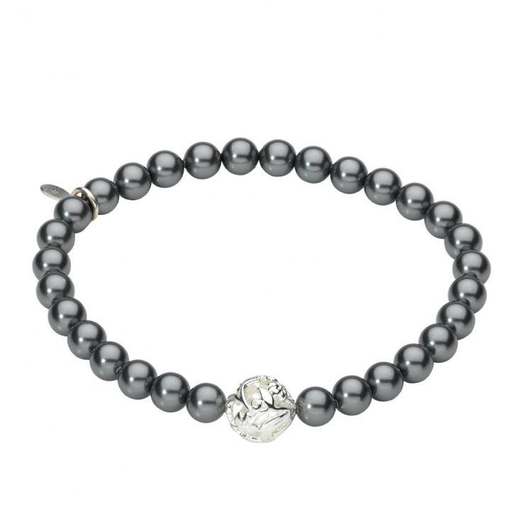 Woodland Swarovski Pearl Bracelet