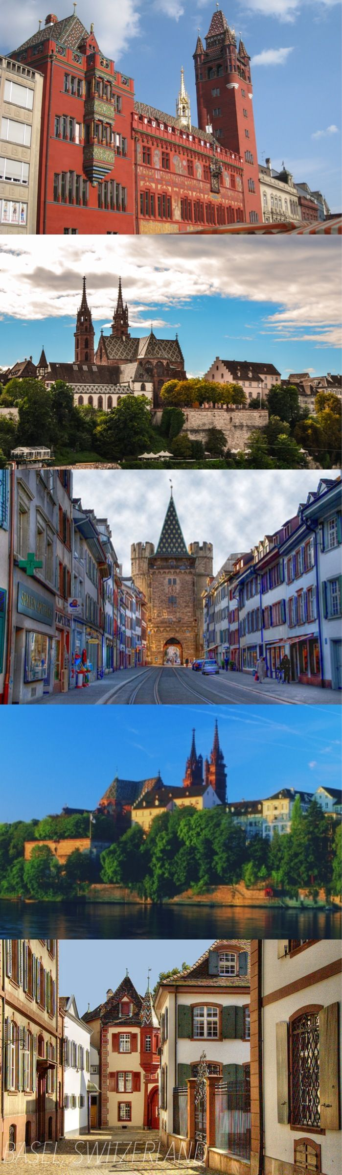 The Old Town of Basel contains several heritage sites of note, as well as photogenic architecture of yore. With rabid support for local club FC Basel, the throngs should be in full revelry once Euro 2008 kicks off.