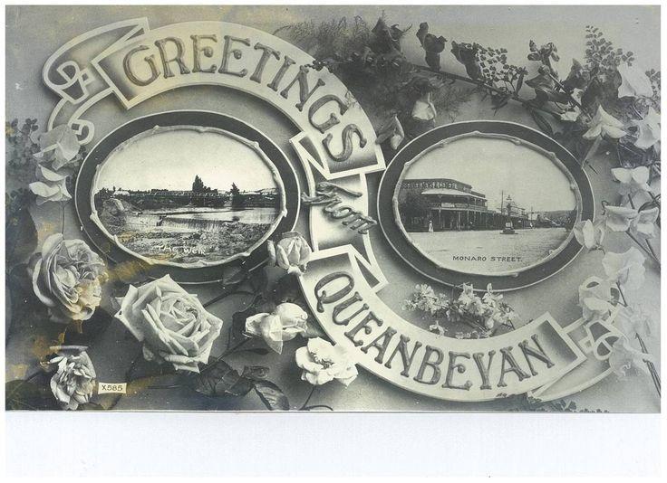 Queanbeyan History. Queanbeyan Library