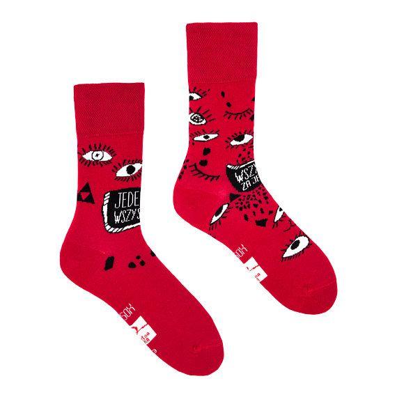 Liefdadigheid Spox Sox verkeerde sokken | mannen, vrouwen sokken | kleurrijke sokken | cool sokken | gek sokken | gedessineerde casual sokken