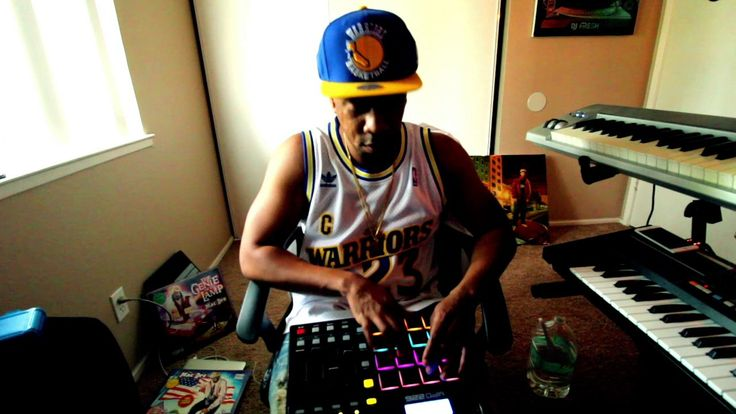 The Tonite Show DJ. Fresh Finger Freestyle | Video