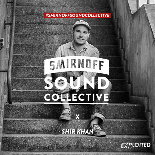 @exploited founder @shirkhan goes deep at the Smirnoff Sound Collective Camp's…