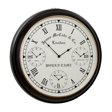 12 Best Original James Mccabe Clocks And Watches Images On