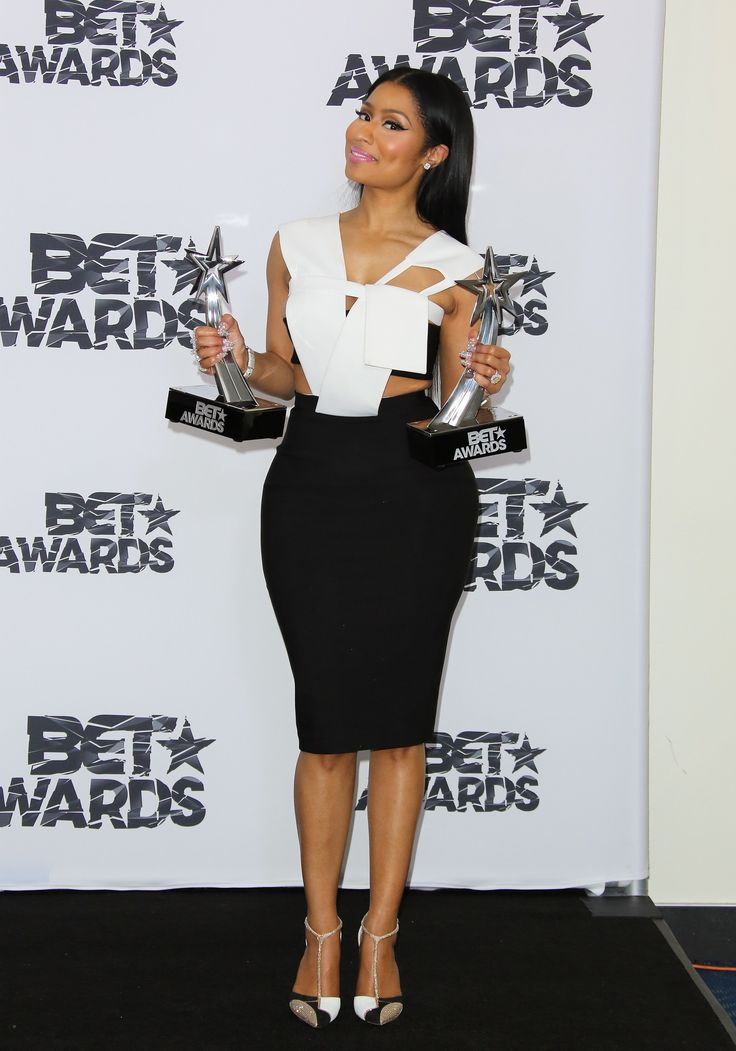 2015 bet awards | nicki minaj