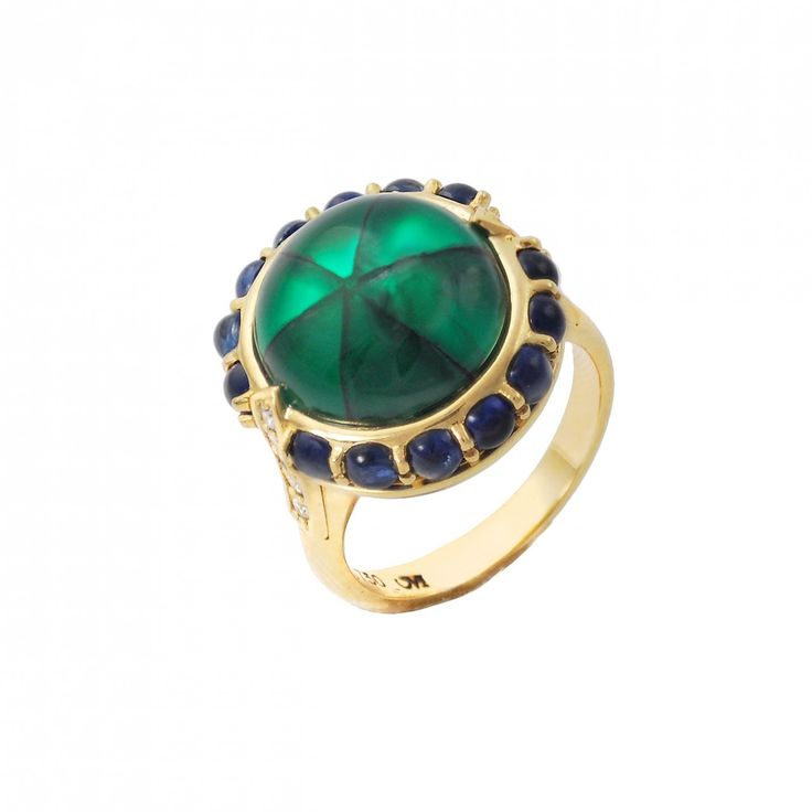 trapiche emerald ring you do not how badly i