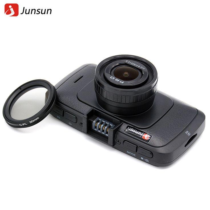 Junsunミニ車dvrカメラタマゴノキa7でgpsビデオレコーダーフルhd 1296 pレコーダーdashcamブラックボックス