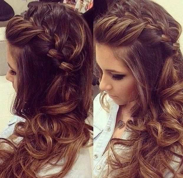 brown hairstyle ideas - Google Search