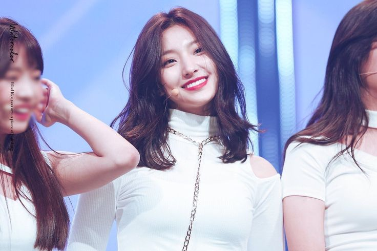 Lee SaeRom Idol School Fromis_