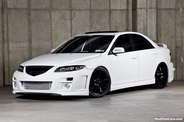 61 best mazda 6 idea images on pinterest mazda 6 autos for Mazdaspeed 6 exterior mods