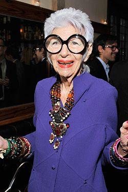 Iris Apfel is launching a handbag collection!Iris Afpel, Irresistible Iris, Iris Apfel, Icons Iris