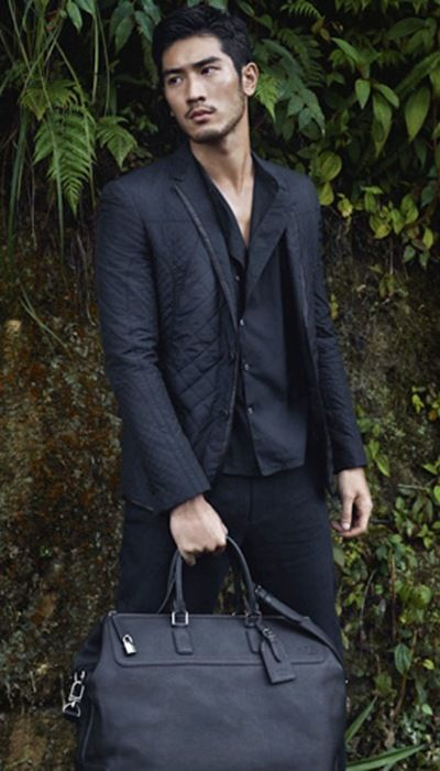 Godfrey Gao as Magnus Bane from The Infernal Devices/ The Mortal Instruments