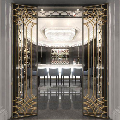 Dernier & Hamlyn illuminates London's The Wellesley | Hotel Management