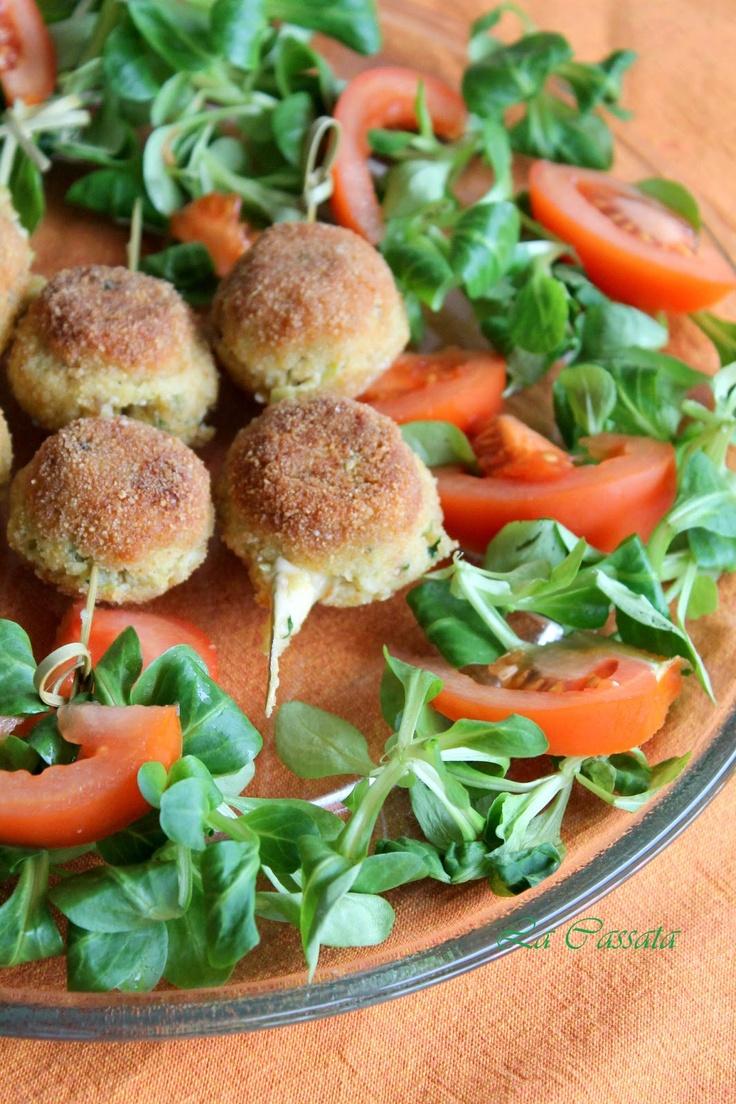 #Polpettine di #carciofi #cucinavegetariana