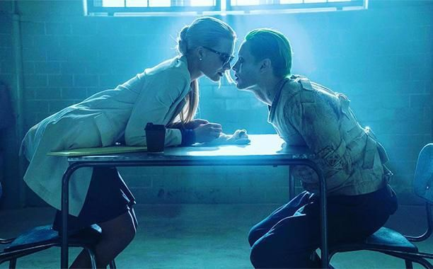 Jared Leto shares new 'Suicide Squad' photos of the Joker and Harley Quinn