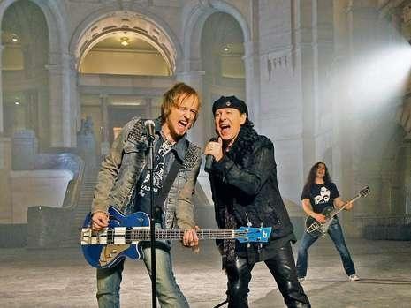 Tobias Sammet (Avantasia/Edguy) & Klaus Meine (Scorpions)