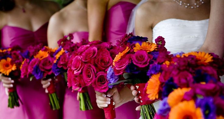 Summer Wedding ColorsWedding Bouquets, Colors Theme, Google Search, Summer Wedding Colors, Colors Schemes, Flowers, Summer Colors, Summer Weddings, Fall Wedding