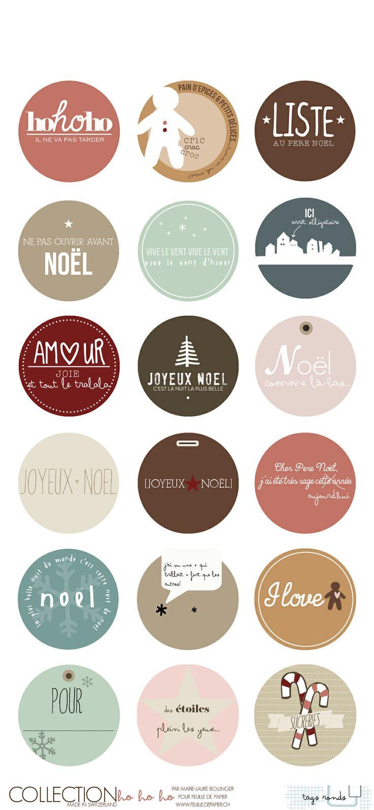 Étiquettes