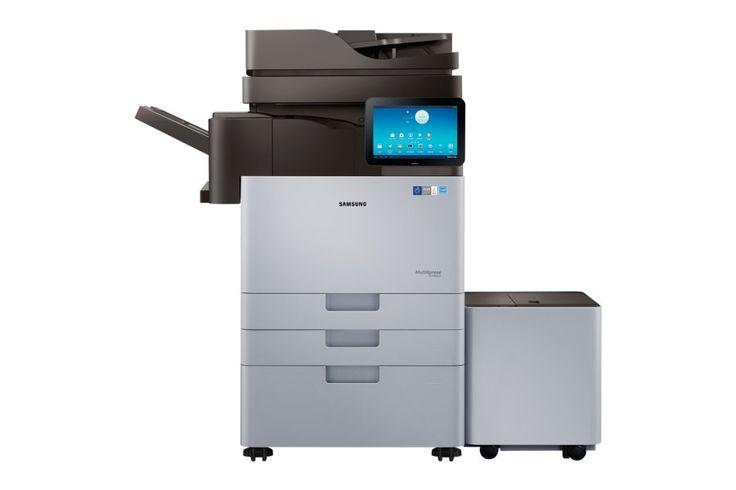 Samsung SL-K7500GX A3 mono Multifunction Print, copy, scan, optional fax 50 page per minute K7 mono series