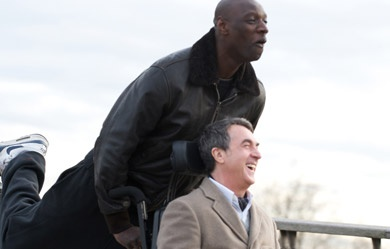 The Intouchables...best movie I've seen this year...totally renewed my love of Earth, Wind, and Fire..