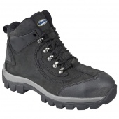 Athletic Hiker - Waxy Brown,Safety trainers , steel toe cap trainers, steel toe cap shoes