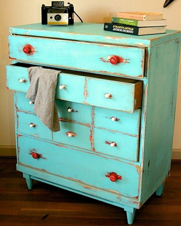 Les 25 meilleures id es concernant meubles bleu marin sur pinterest meubles marine d cor Meuble salle de bain bleu marine