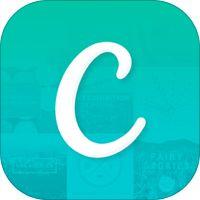Canva - För grafisk design, fotoredigering, collage etc. Finns alltså även som app. Själva appen är gratis. Sen finns köp inuti app.
