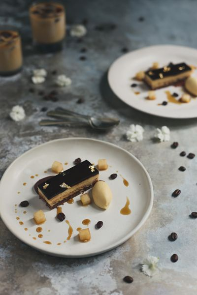 Coffee & Chocolate Delice | Crush Magazine