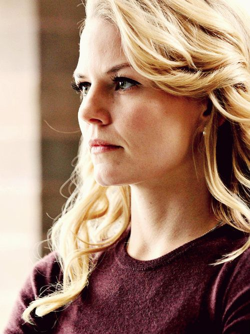 Jennifer Morrison as Emma Swan in Once Upon A Time
