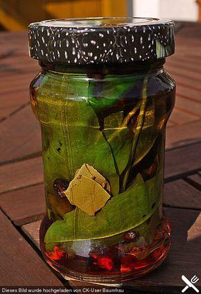Sauerampfer-Essig, ein sehr schönes Rezept aus der Kategorie Schnell und einfach.