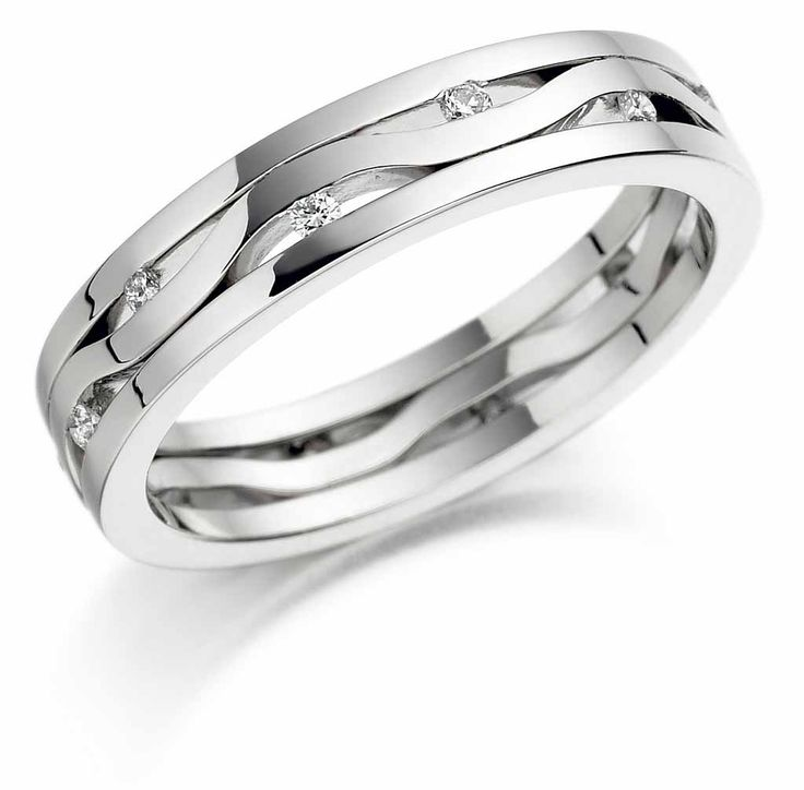 Best 25 Cool wedding rings ideas on Pinterest Wedding band sets