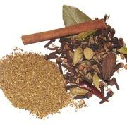 Garam masala, tandoori masala, Madras curry powder, Panjabi garam masala, sambar powder, Etc.