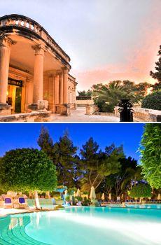 £49 -- Luxury Award-Winning Malta Hotel, over 65% Off
