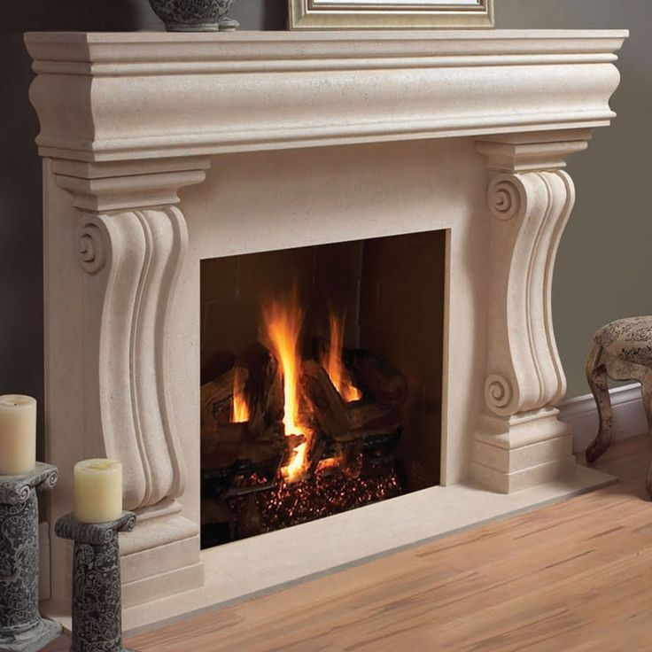Stones For Fireplace: 1000+ Ideas About Modern Stone Fireplace On Pinterest