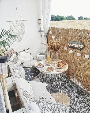 60 schicke Balkon Dekor Ideen für jedes Zuhause