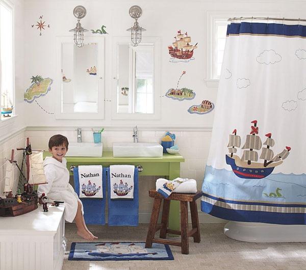 Kind Badezimmerdekor, Kleiner Junge Badezimmer, Kinder Badezimmer Sets, Bad  Keramik, Lukes Badezimmer, Wohnung, Kinder, Werfen Sie Einen Blick, ...