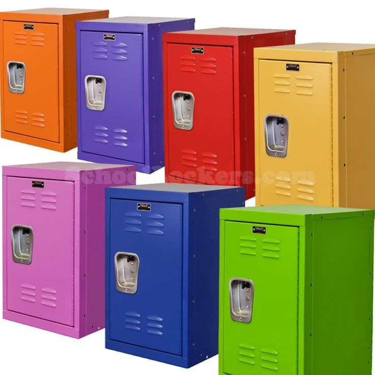 Nice Hallowell Kids Mini Lockers For Sale! Unique, Functional Storage For Your  Kidu0027s Toys,