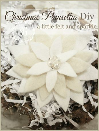 17 Best Ideas About Poinsettia On Pinterest Xmas Crafts