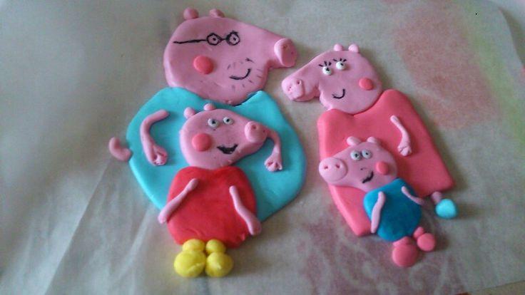 Family pig